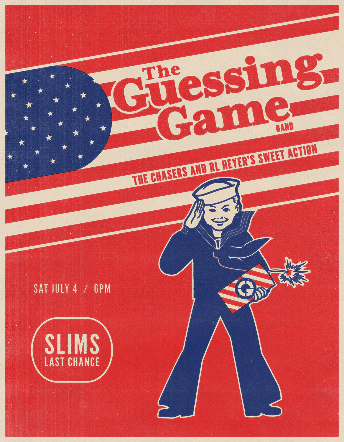 The Guessing Game: Slims Last Chance